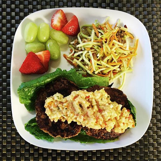 http://shortlistmeals.com/blog/2016/1/16/hawaiian-turkey-burger