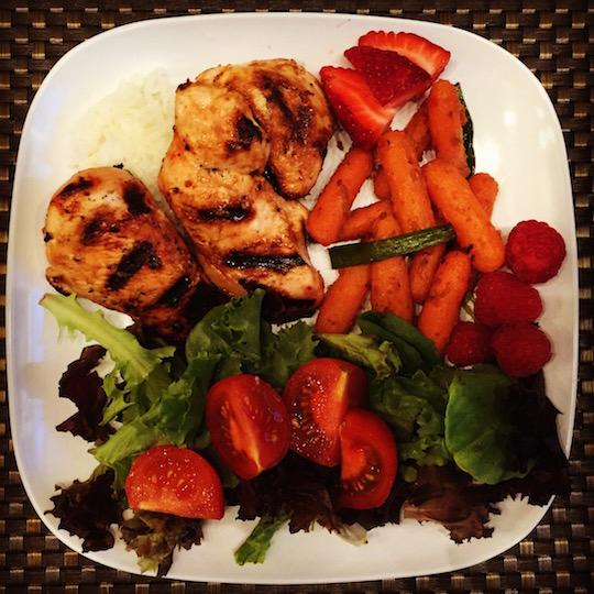Miso Grilled Chicken