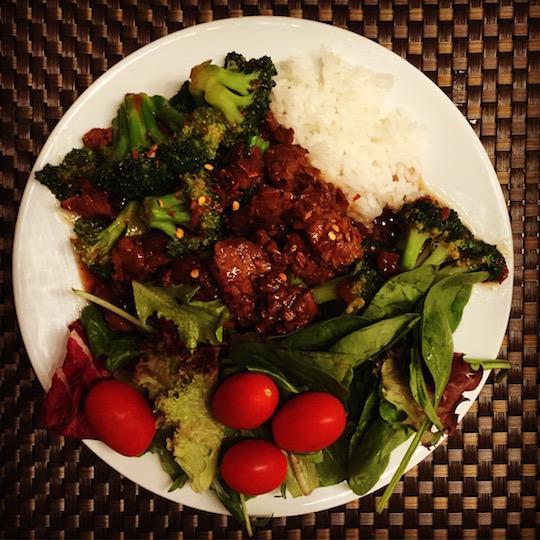 Slow Cooker Broccoli & Beef