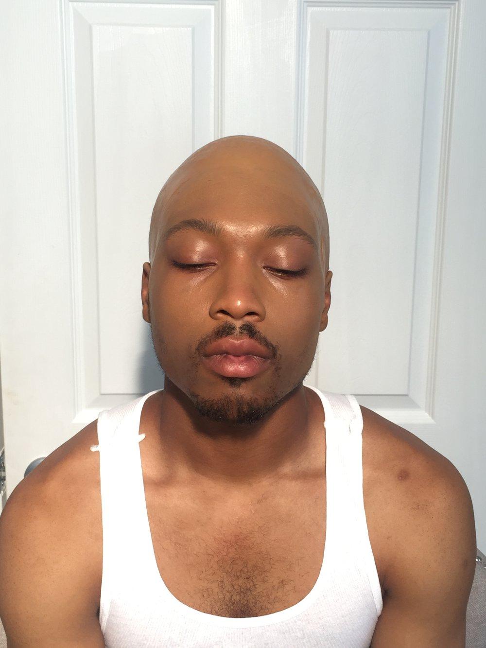 After Bald Cap