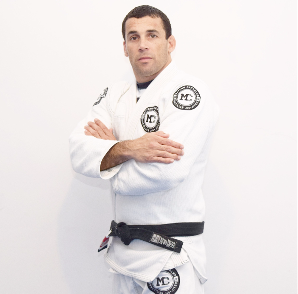 Professor Maycon Carvalho - Owner & Head Instructor3rd Degree Black Belt