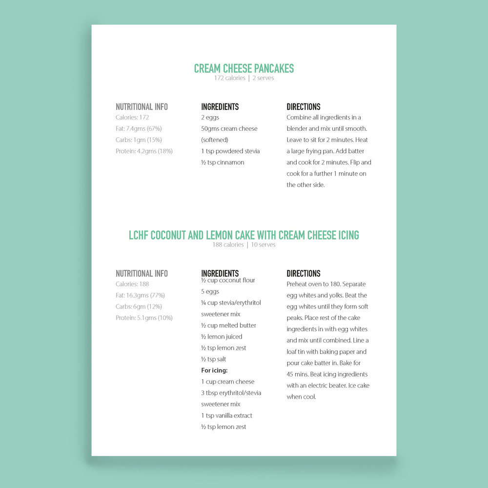 project fit  e-book design