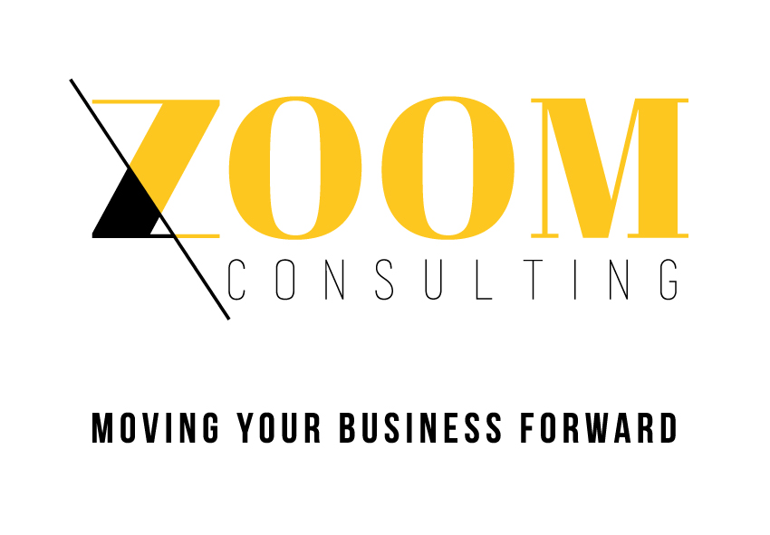 zoom consulting  logo design