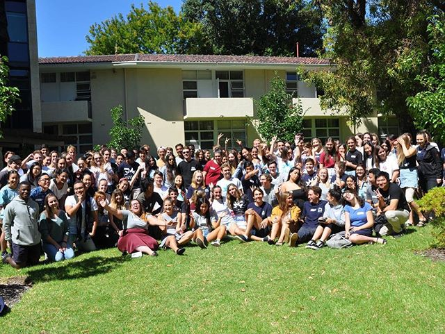 mentor training✅ goodluck to all our mentors with classes starting this week, we know you'll do us proud🔥 #uwastudents
