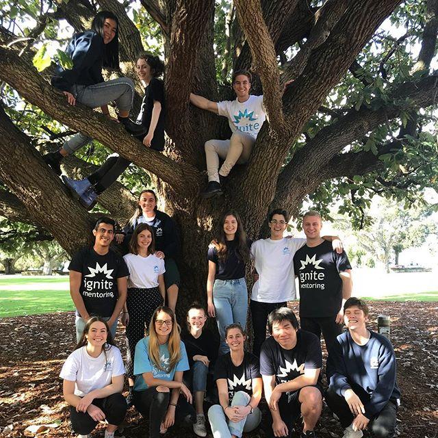 sem 2 leadership team ready to go😎 gonna be a big semester!