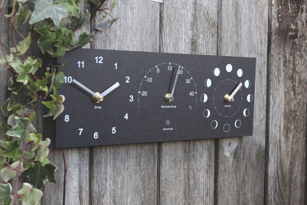 A short walk clocks