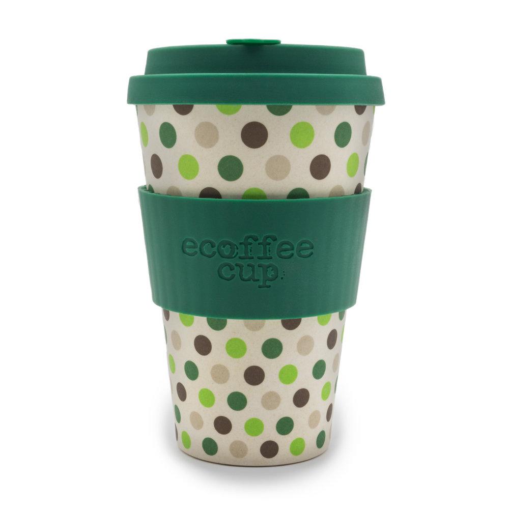 EcoffeeCup-14oz-GreenPolka.jpg