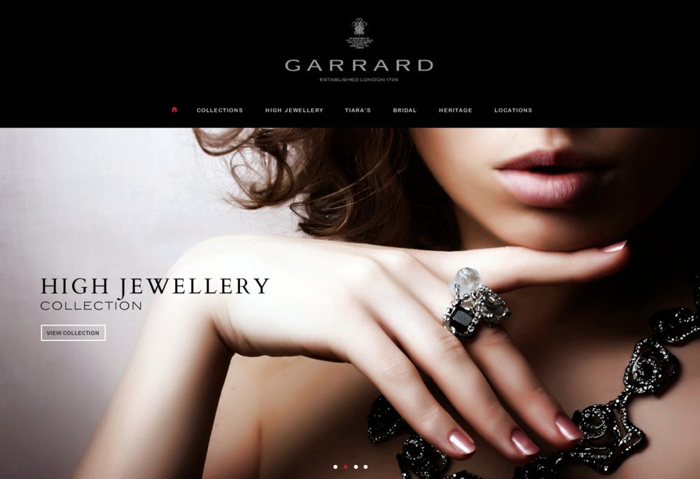 Luxury Brand Design | Website Design | Brochure Design