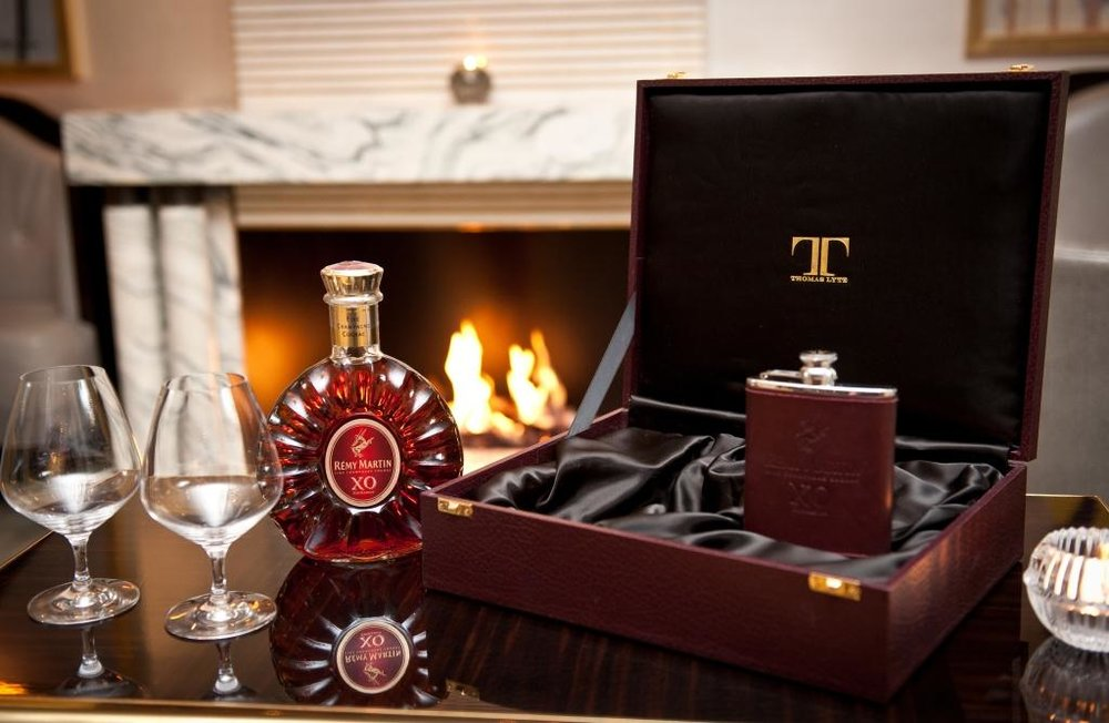 Remy Martin / Thomas Lyte Fireplace
