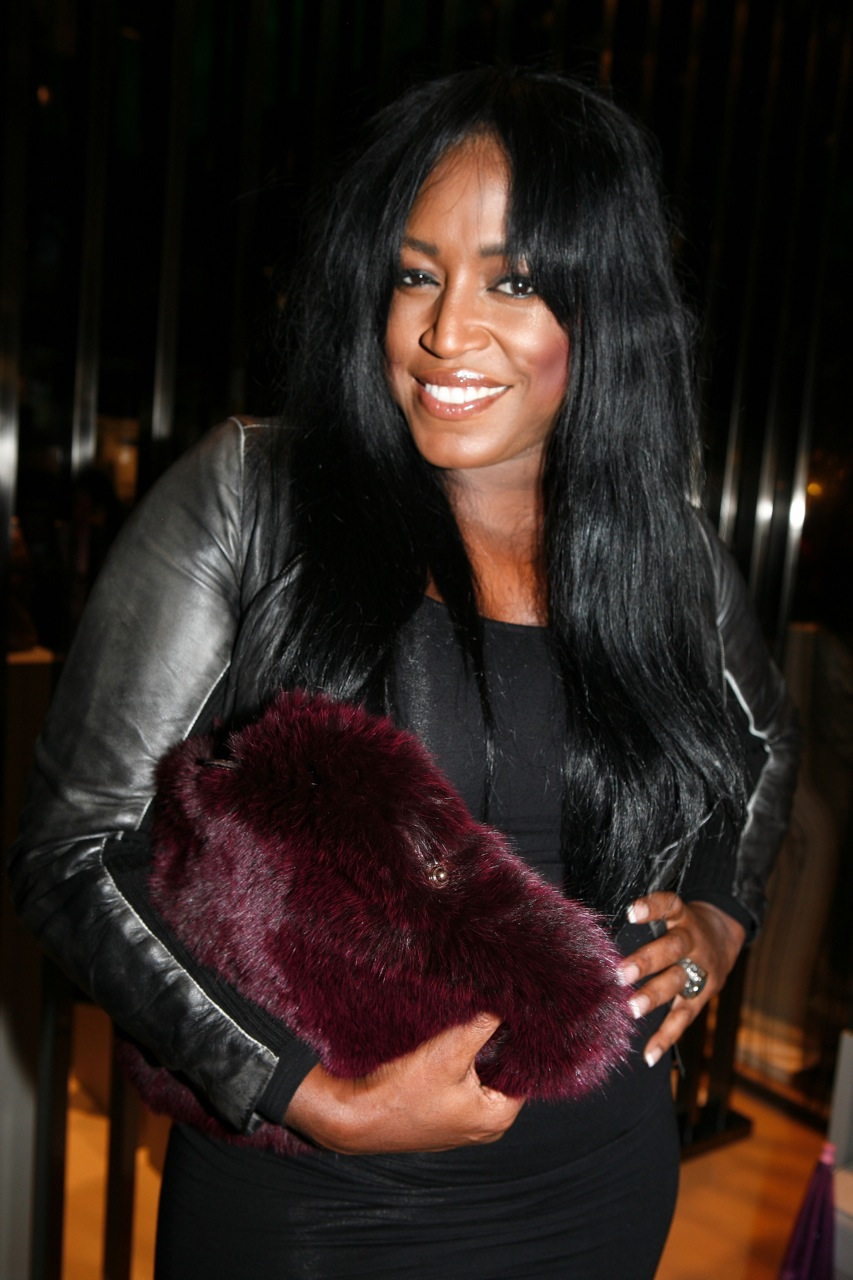 Mica Paris Zagliani Event