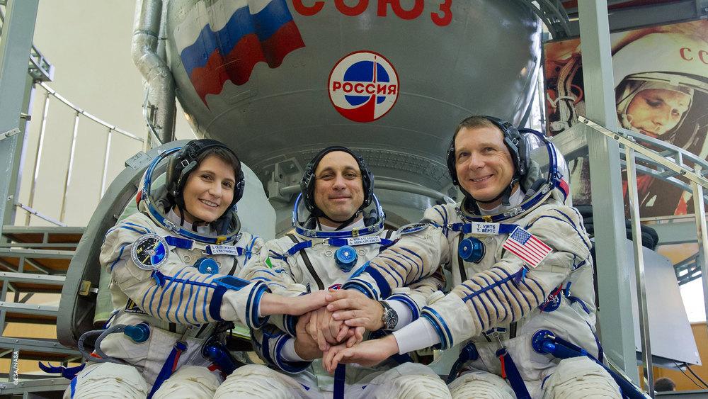 Prima dell'esame finale del Soyuz (veicolo spaziale)