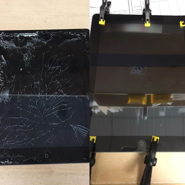 Ipad 3 generations glass repair #repairinstitute