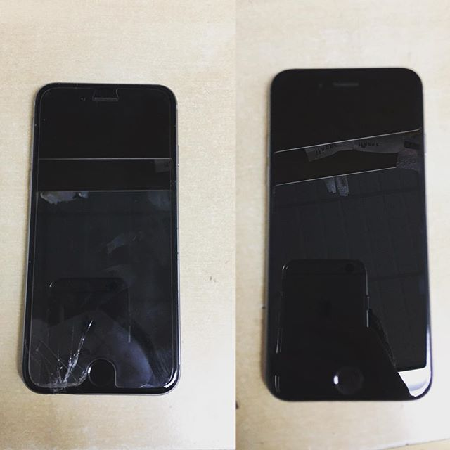 Iphone 6 LCD replacement #repairinstitute