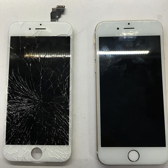 iPhone 6 repair in 10 minutes
