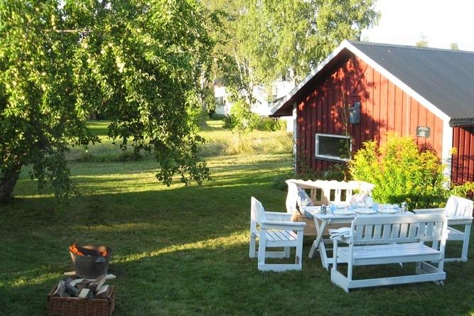 Nordiclife - dineren in de tuin