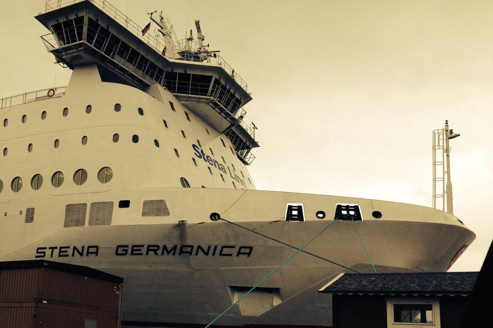 Stenaline biedt nachtvaarten van Kiel naar Goteborg