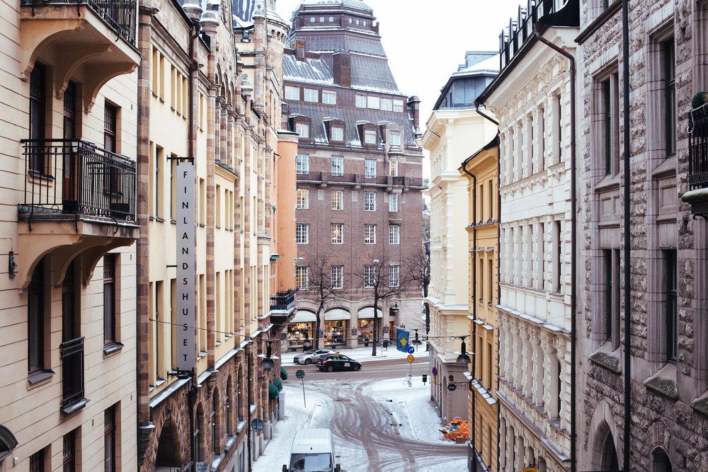 Stockholm centrum