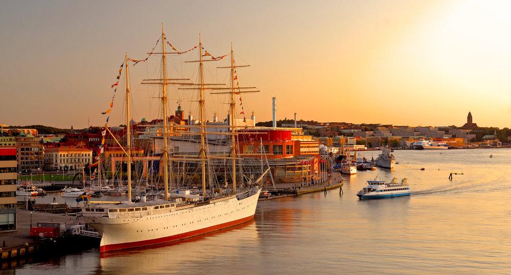 Göteborg haven