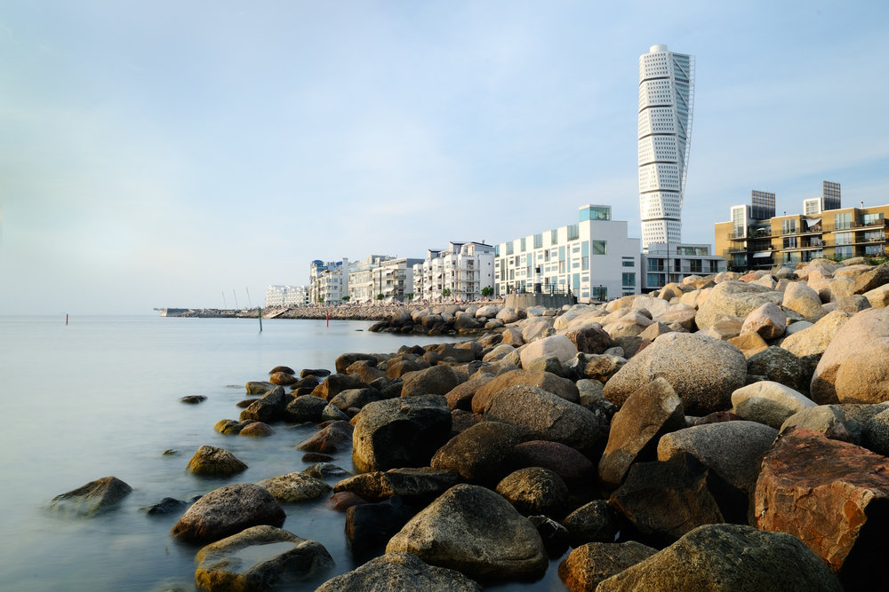 Malmö, west haven