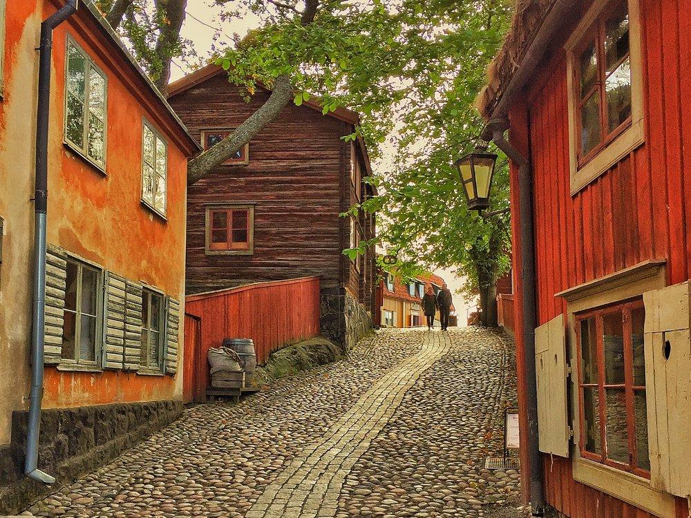Stockholm Skansen open air museum