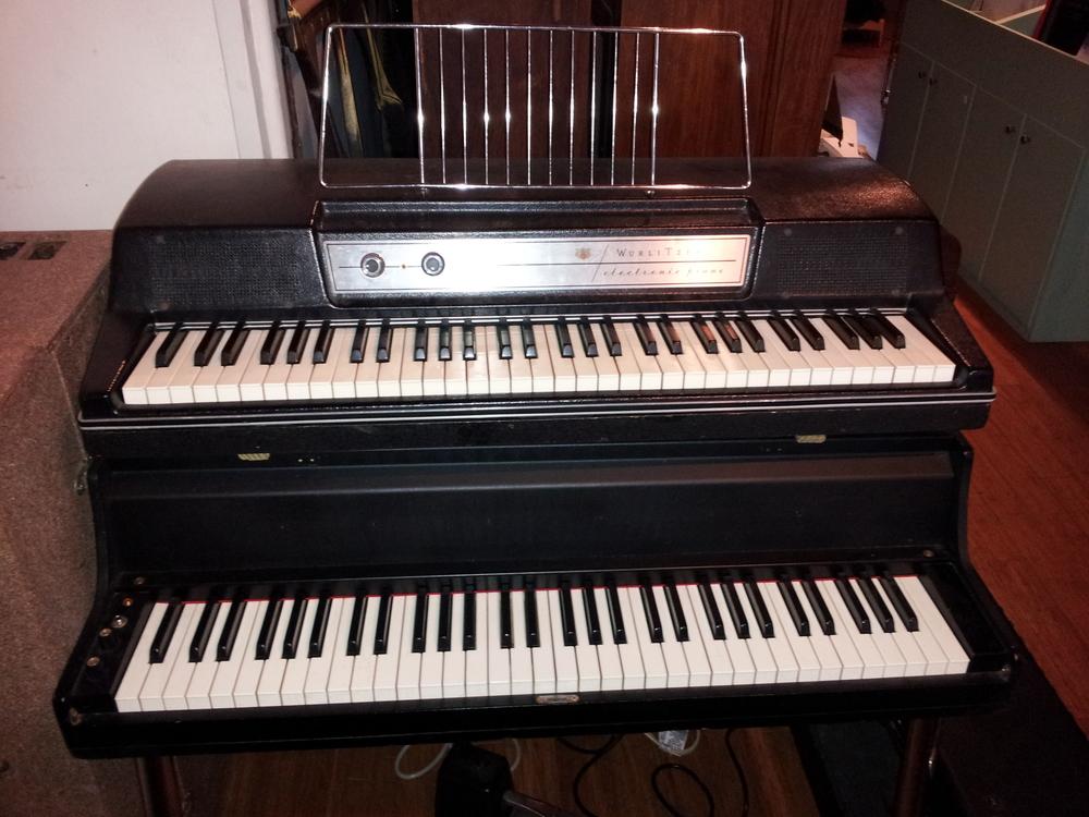 wurlitzer electric piano serial number