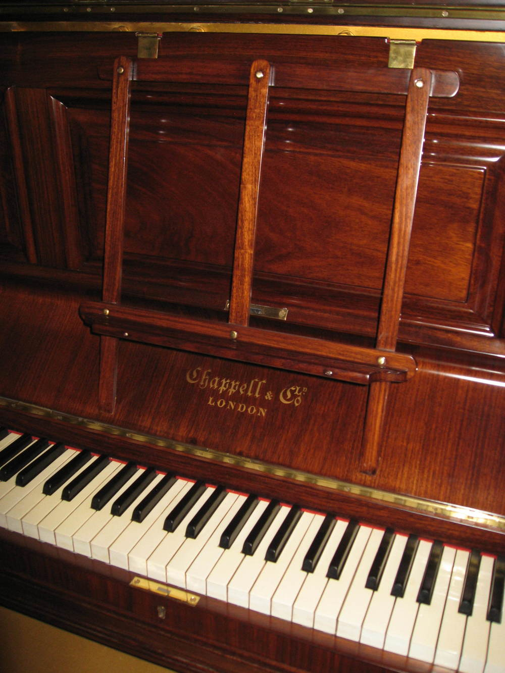 Chappell & Co Folding Music Desk