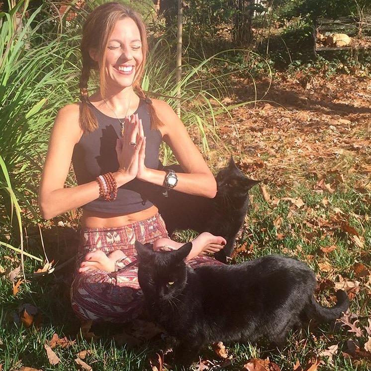 Libby & Cats