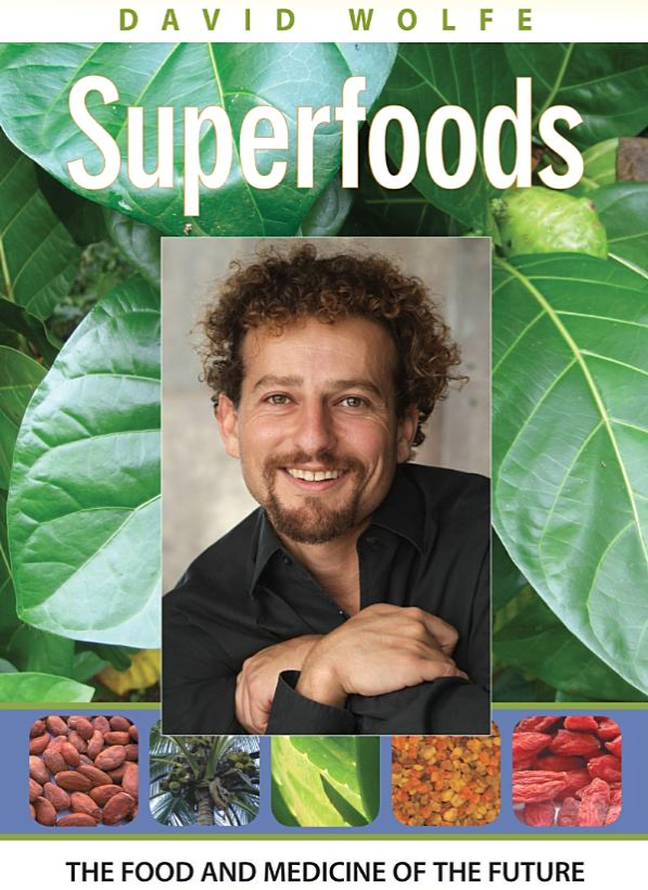 This book has excellent information on superfoods.