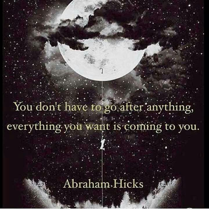 Abraham-Hicks-Quote