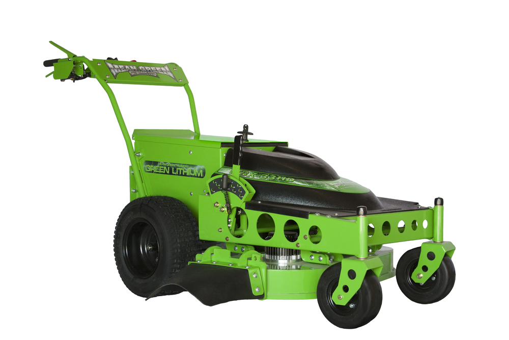Wbx 33hd Mean Green Mowers