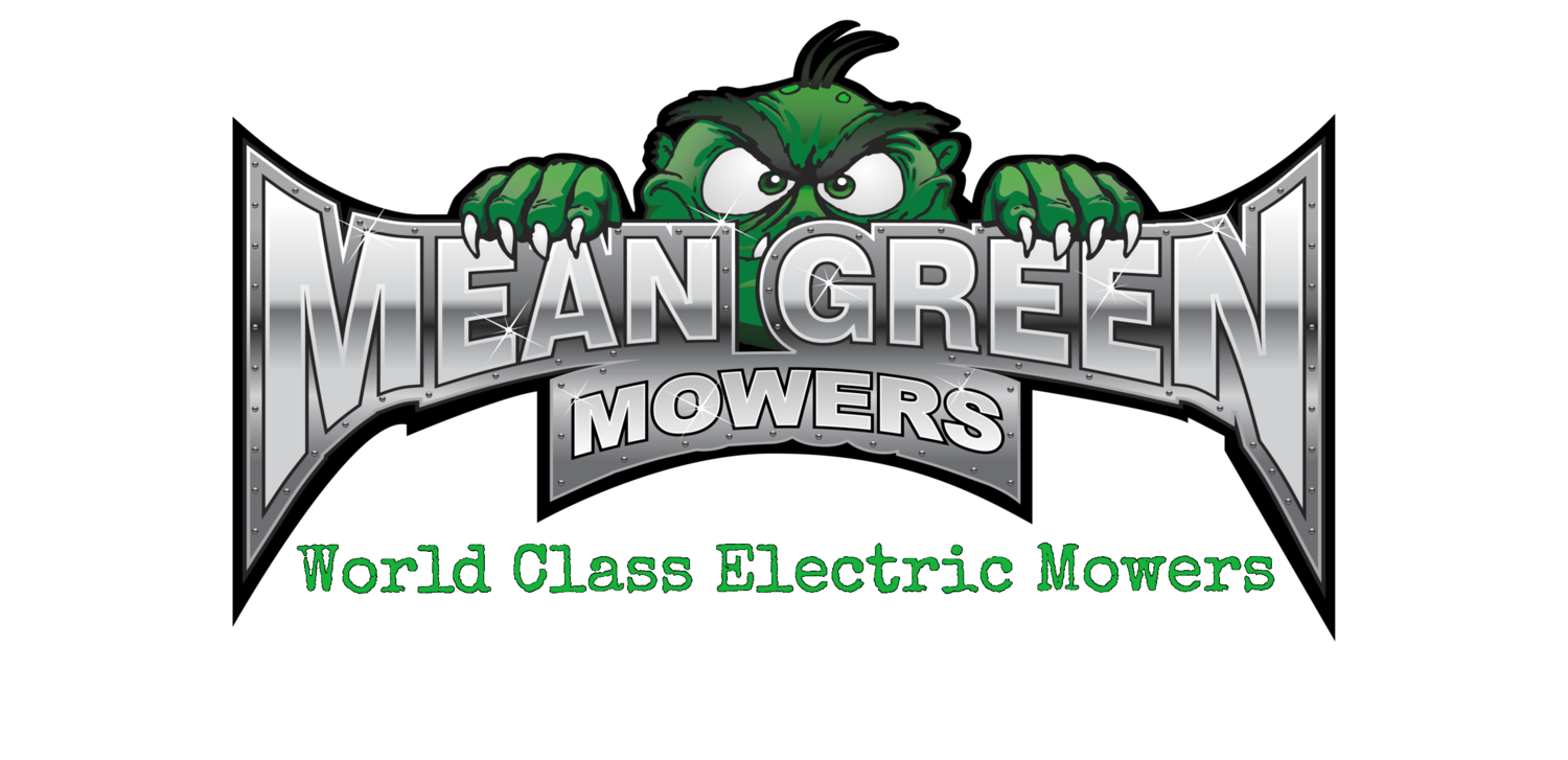 Mean Green Mowers