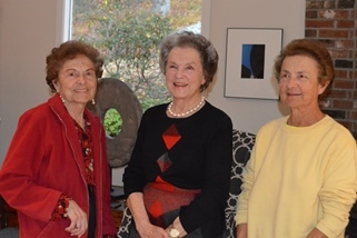 Three Yenowich Sisters - Thelma Culver, Matilda Dumbrill, Lillian Bella