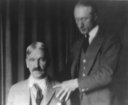 F.M. Alexander and John Dewey