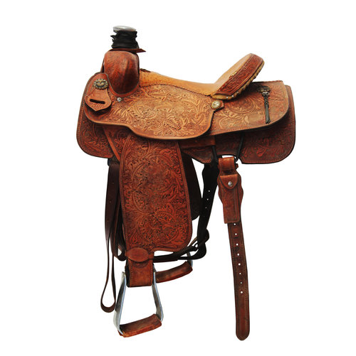 Double J Roper Saddle