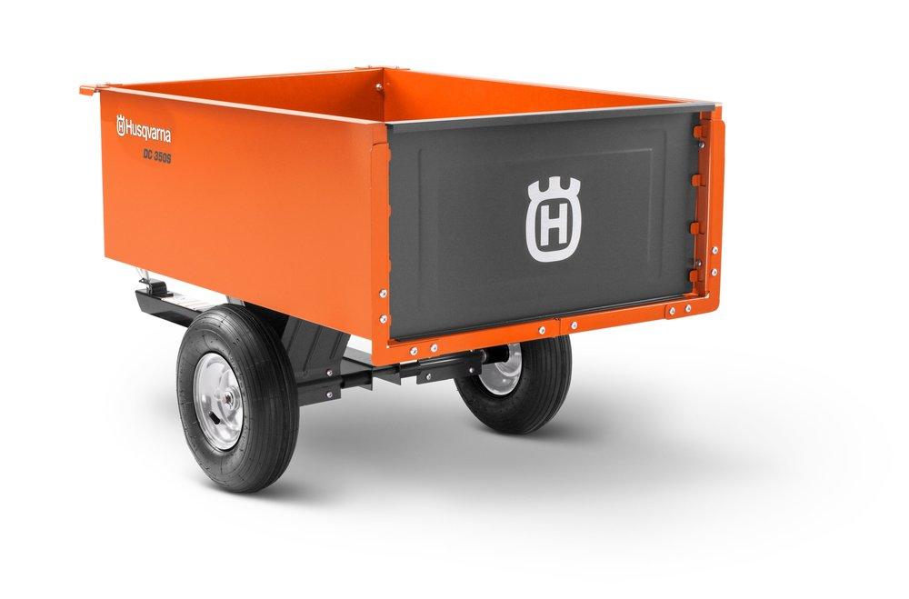 9' Steel Dump Cart 588208803