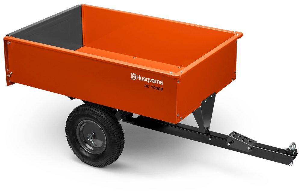 12 Steel Dump Cart 588208804