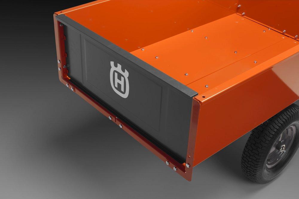16 Steel Dump Cart 588208805