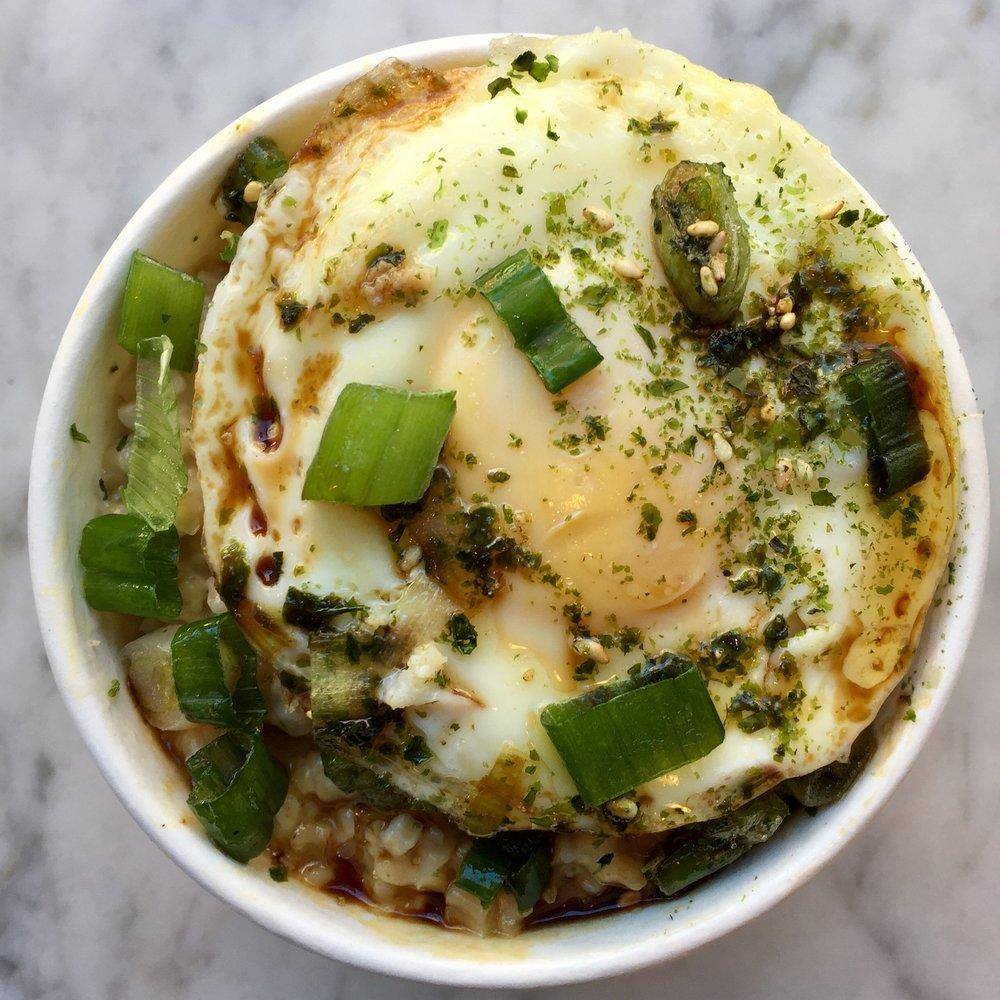 Chinese Style Congee Porridge