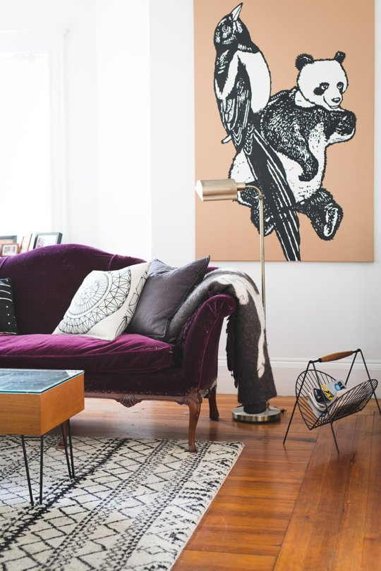 apartmenttherapy :     One Shortcut to an Instantly Warmer & Richer Room:   http://on.apttherapy.com/JhTQ5G