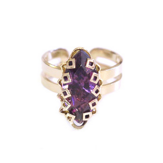 The Crown Candy Jewel Ring .  Shop for it  here .
