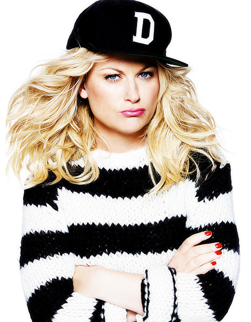 Amy Poehler  for the latest issue of  Paper Magazine .