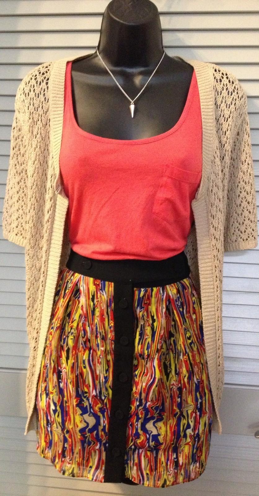 Jonathan Saunders for Target Printed Skirt