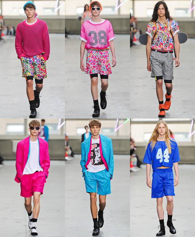 One of our fave trends for menswear this spring and summer HAS GOT TO BE color … and more color … and even more color! We're talking items sunnier than summer itself! Love these looks?!  Of course you do! Go forth and spread some sunshine this summer! Need help adding a touch of sunshine to your wardrobe … LET US HELP YOU!  After all, that's what we're here for.