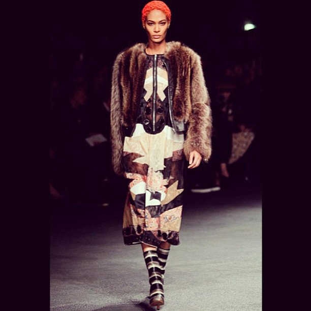 kholioli :     Say @joansmalls isn't giving #life in this #givenchy. No. Really. Say it.