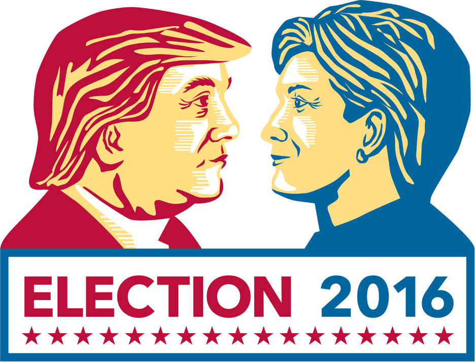 2016 election results trump clinton