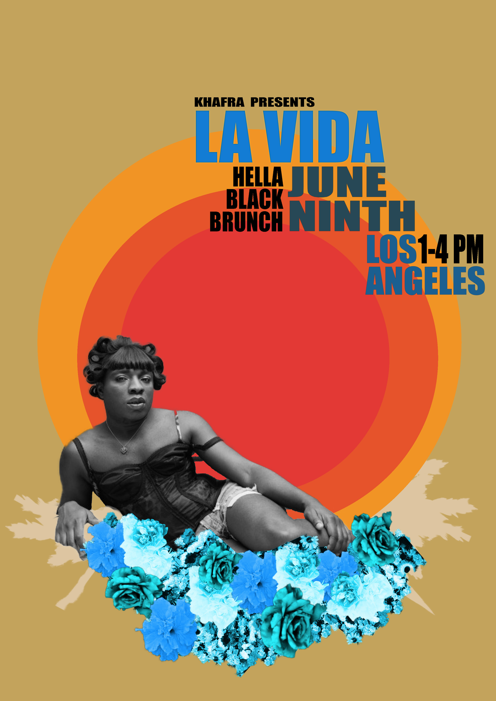 hella black brunch la vida