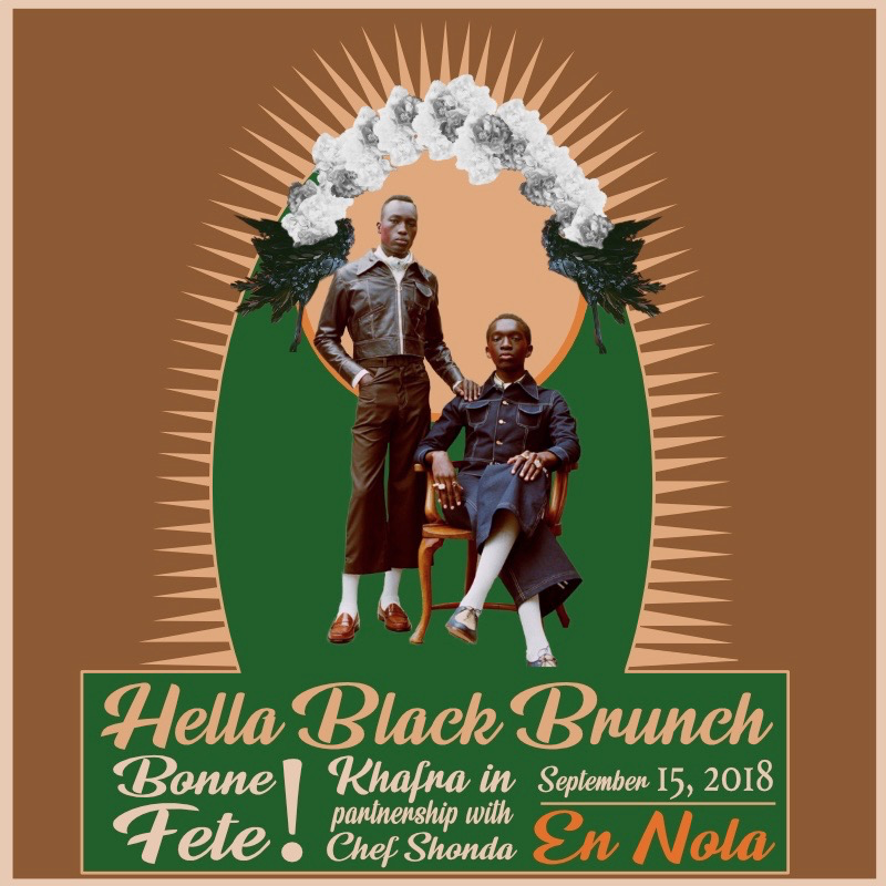 hella black brunch bonne fete new orleans
