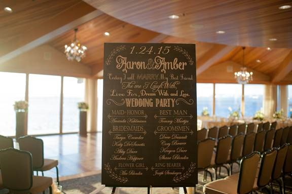 Seattle Wedding Planner, Edgewater Hotel Wedding, Julianna Rennard Photography