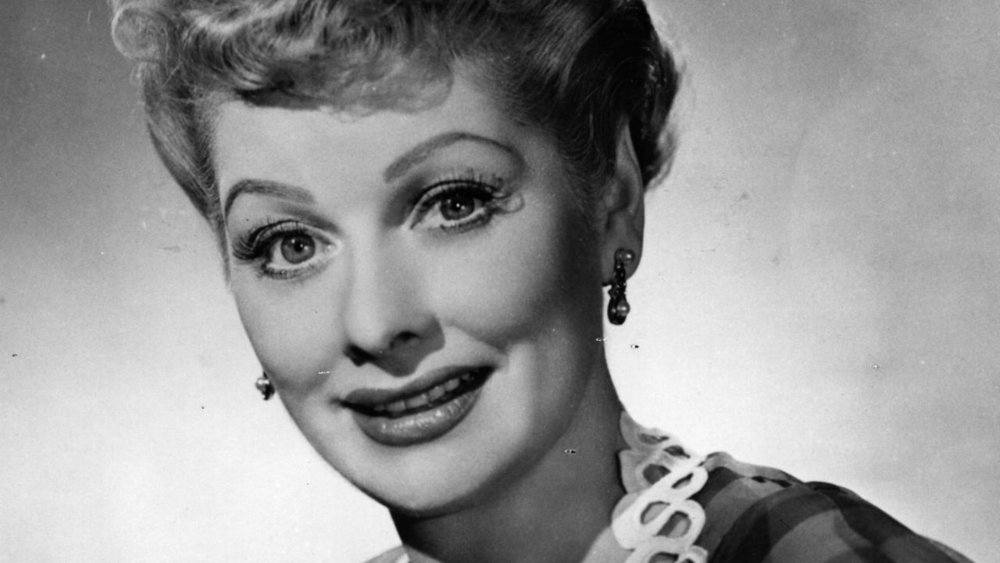 Lucille Ball Black & White