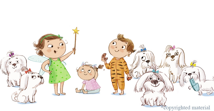 The SacconeJolys and the Great Cat-Nap A picture book illustrated by me and written by Jonathan Joly out now! Published by Egmont UK 2017.